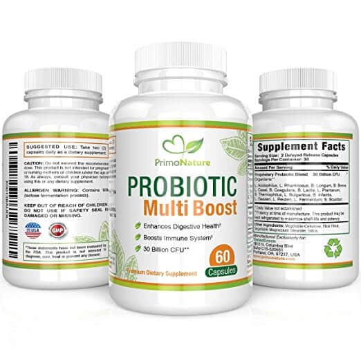 Probiotics-Home remedies for UTI