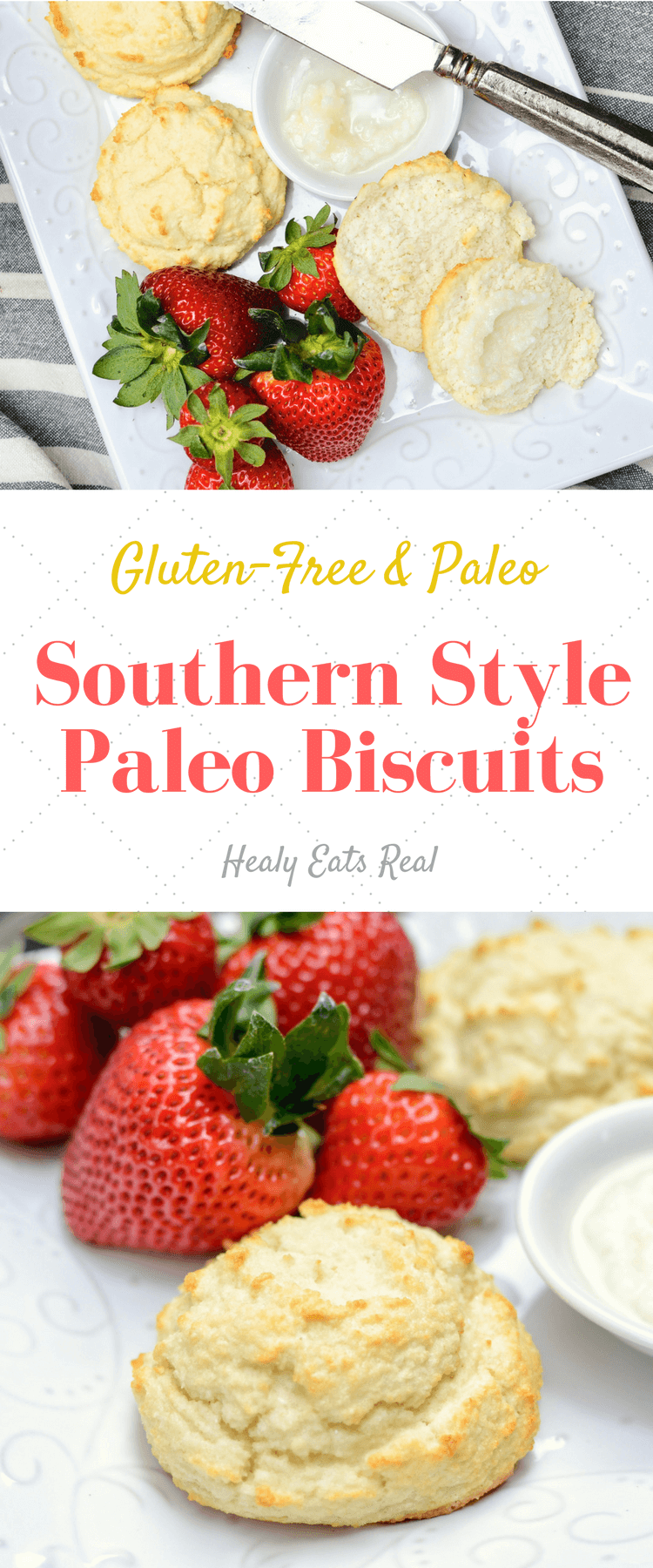 Southern Style Paleo Biscuits