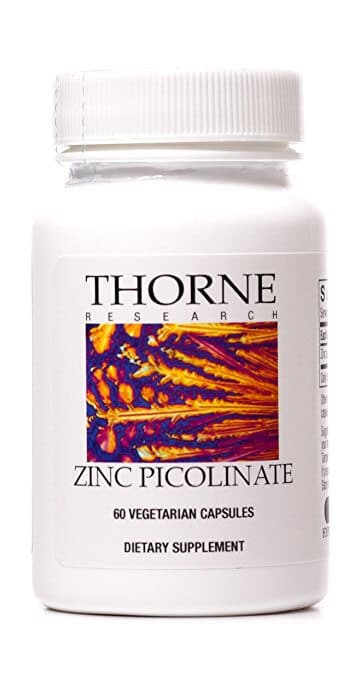 zinc for thyroid supplements