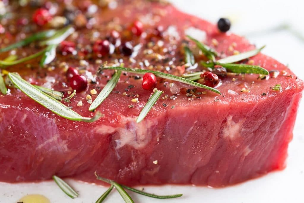 Hypothyroidism Diet grass fed meat