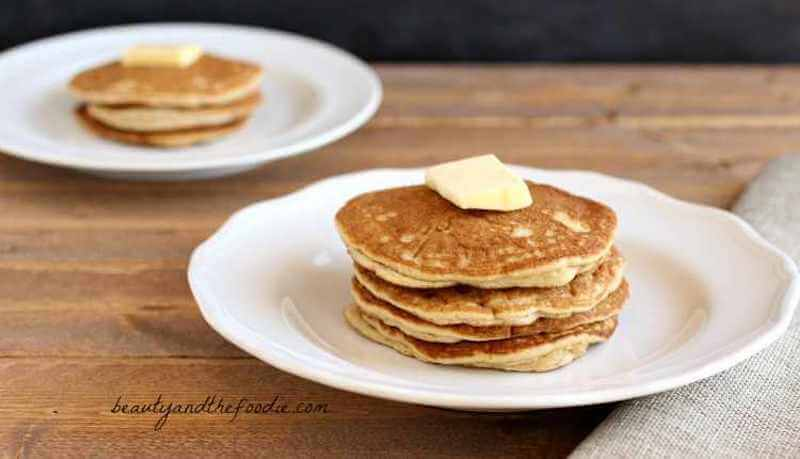 buttermilk paleo pancakes beauty (1)