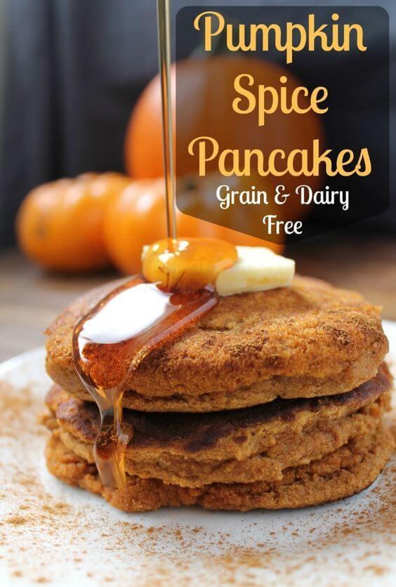 pumpkin paleo pancakes (1)