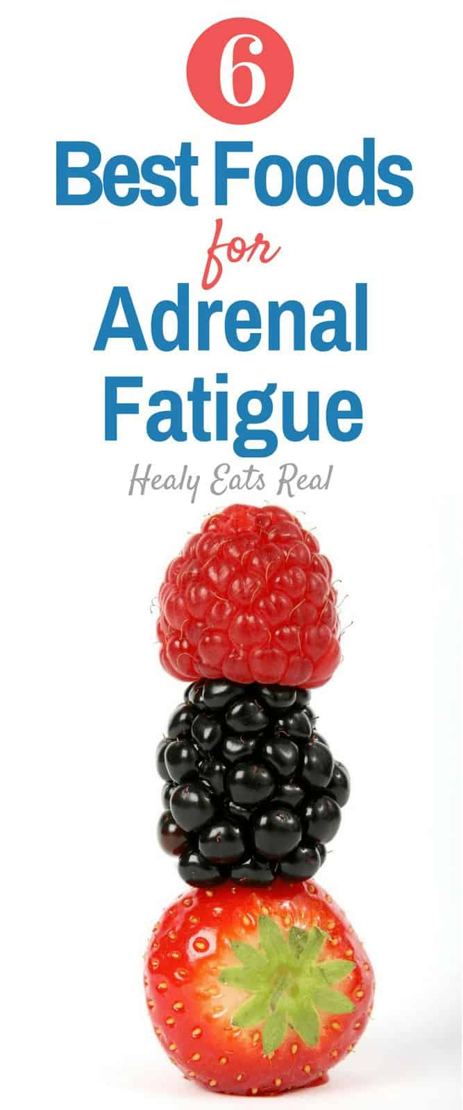 6 Best Foods for An Adrenal Fatigue Diet