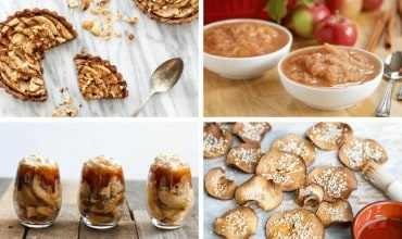 65+ Healthy Apple Recipes (Paleo & GF)