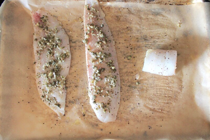 Baked Sole Recipe