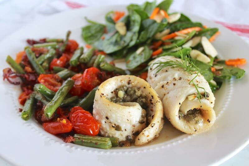 Healthy Baked Sole Recipe