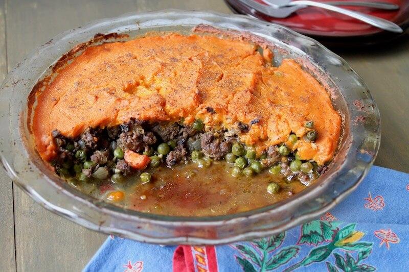 Shepherds Pie Recipe Sweet Potato