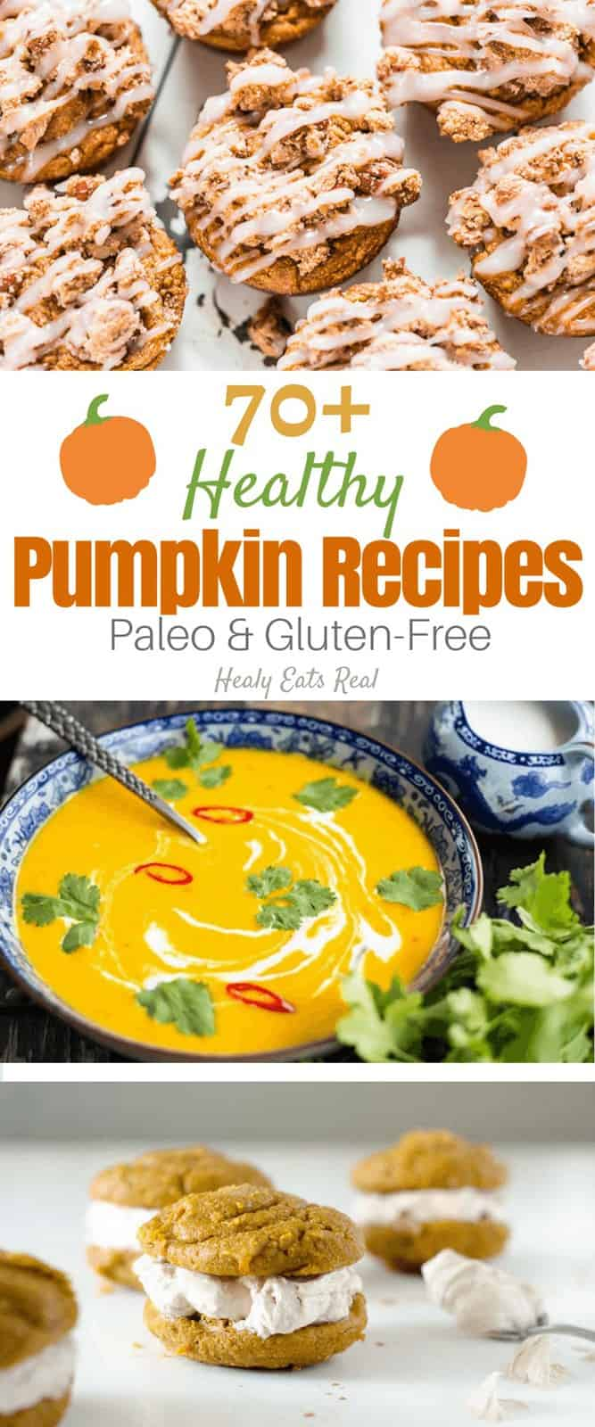 70+ Paleo Pumpkin Recipes (Gluten-Free)