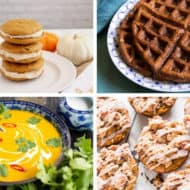 70+ Healthy Pumpkin Recipes (Paleo & Gluten Free)