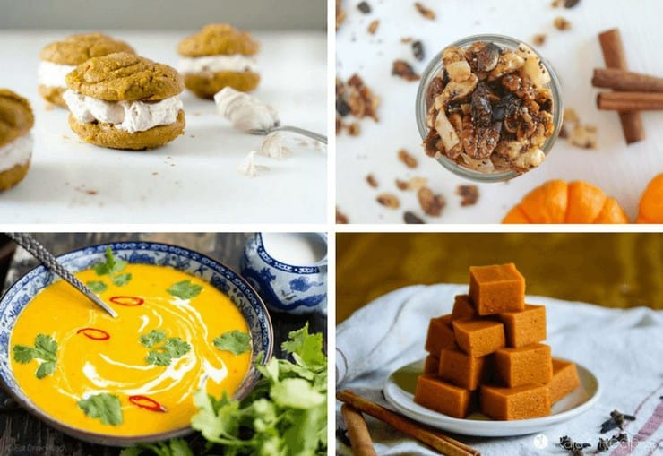 Healthy Pumpkin Recipes (Paleo & Gluten Free)