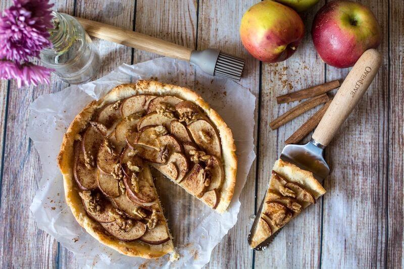 Paleo Apple Tart Gluten Free