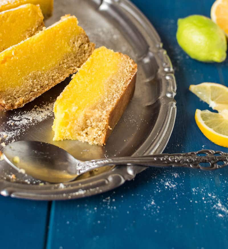 Delicious Paleo Lemon Bars 3