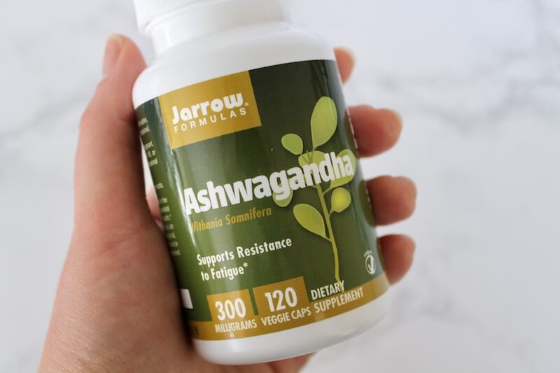 increase metabolism ashwaganda