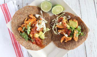 Easy Chipotle Lime Vegan Keto Tacos