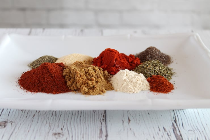 Smokey Chipotle Keto Taco Seasoning