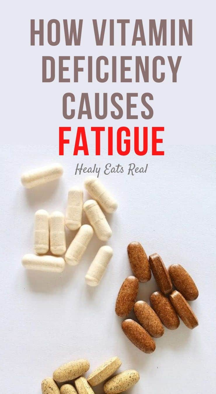 How Vitamin Deficiency Causes Fatigue